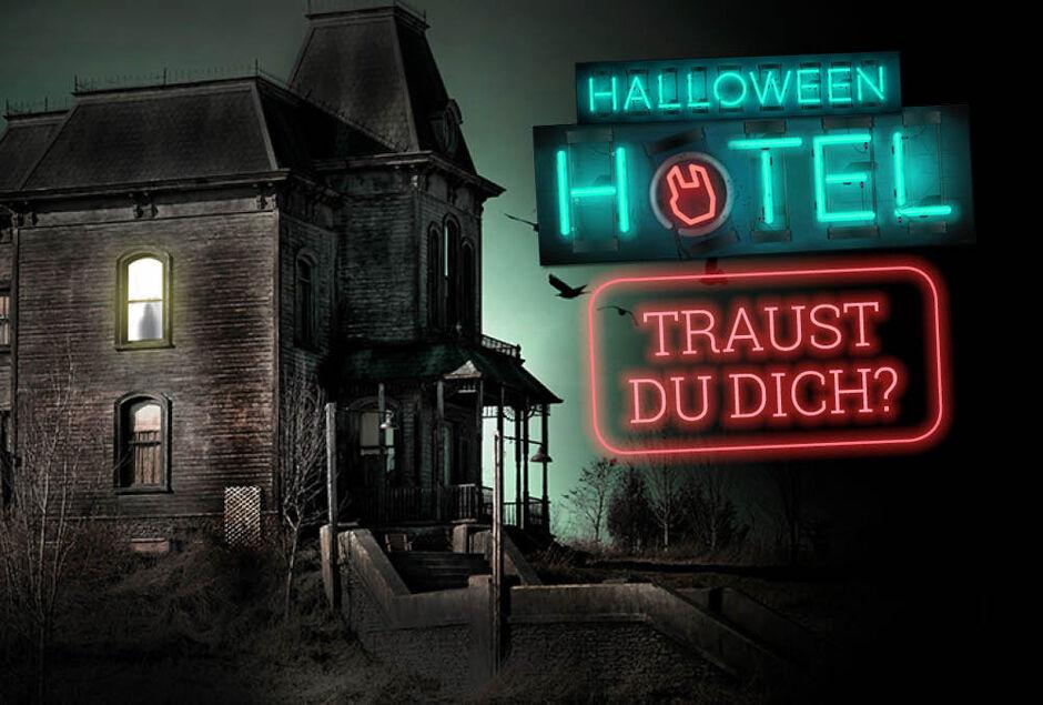 Vitajte v EMP Halloween hoteli!