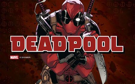 Deadpool prichádza! Get Your Chimichanga!
