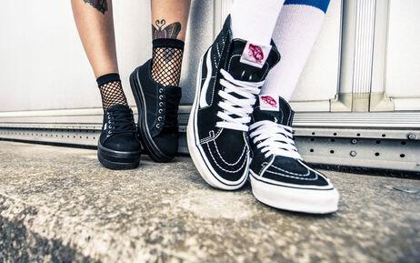 Nové boty & tenisky!