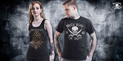 Metal Blade Merch