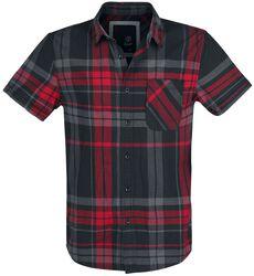 Kockovaná košeľa Mike