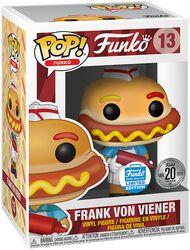 Vinylová figúrka č. 13 Fantastik Plastik - Frank von Viener (Funko Shop Europe)