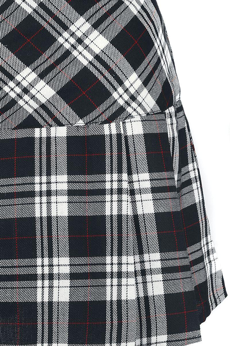 Mini sukňa Scotish 1f0aa09f36b