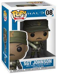 Vinylová figúrka č. 08 Sgt. Johnson (Cigar) s možnosťou chase