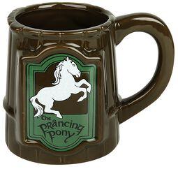 3D Prancing Pony