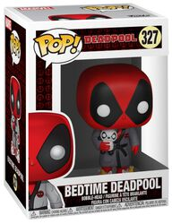 Vinylová figúrka č. 327 Bedtime Deadpool