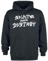 Mikina Skate And Destroy