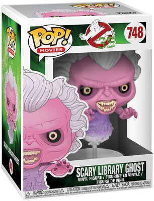 Vinylová figúrka č. 748 Scary Library Ghost