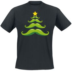 Moustache Christmas Tree