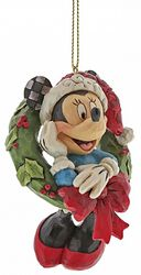 Vánoční koule Minnie