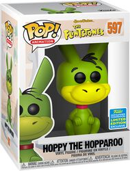 The Flintstones Vinylová figúrka č. 597 SDCC 2019 - Hoppy The Hopparoo (Funko Shop Europe)