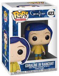 Coraline Vinylová figúrka č. 423 Coraline in Raincoat (s možnosťou chase)