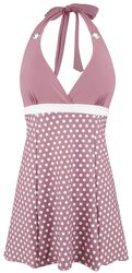 Dotties Triangle Swimsuit
