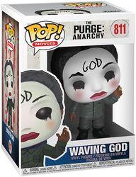 The Purge Vinylová figúrka č. 811 Anarchy - Waving God