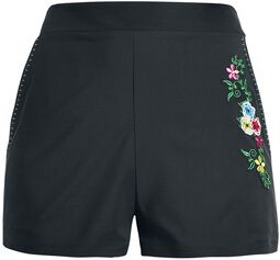Aubrey Embroidery Shorts