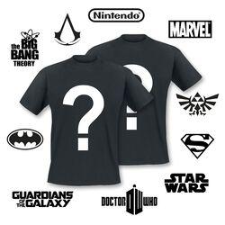 Balík s prekvapením Balík s prekvapením Fan-Merch Superheroes & Nerds