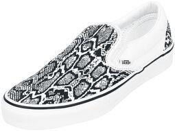 Klasické slip-on topánky Python