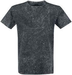 Tričko s ''vyžratým'' efektom