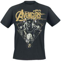 Infinity War - Golden Splatter