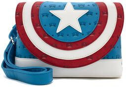 Loungefly - Pop! by Loungefly - Captain America Logo
