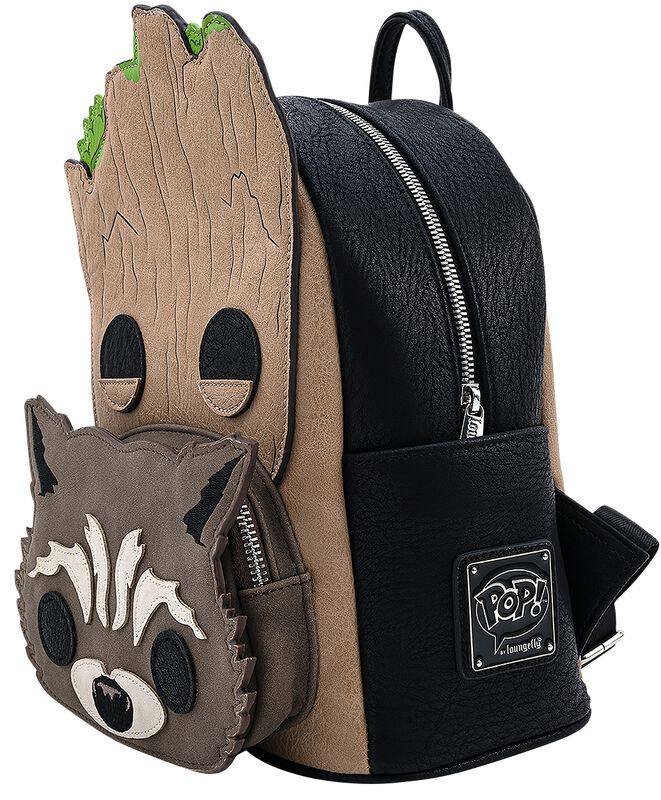 Loungefly - Groot and Rocket