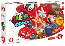 Puzzle Odyssey - Mario and Cappy (280 ks)