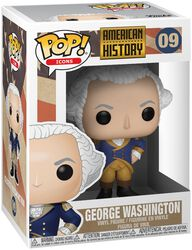 Vinylová figúrka č. 09 George Washington