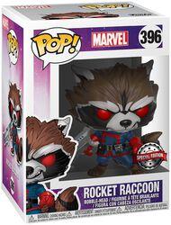 Vinylová figúrka č. 396 Rocket Raccoon