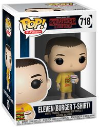Vinylová figúrka č. 718 Eleven (Burger T-Shirt)