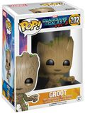 Vinylová figúrka č. 202 Baby Groot 2