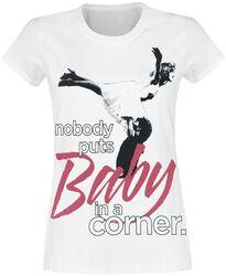 Dirty Dancing Nobody Puts Baby In A Corner