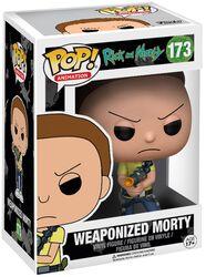 Vinylová figúrka č. 173 Weaponized Morty