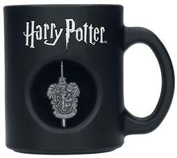 Hrnček so spinnerom Gryffindor
