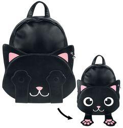 Batoh v tvare mačky