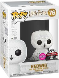 Vinylová figúrka č. 76 Hedwiga (s jemným povrchom)