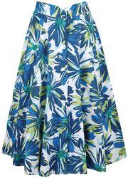 Vintage havajská sukňa