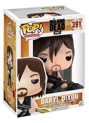 Daryl Dixon With Rocket Launcher Vinyl Figure 391
