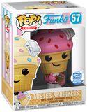 Vinylová figúrka č. 57 Fantastik Plastik - Mr. Sprinkles (Funko Shop Europe)