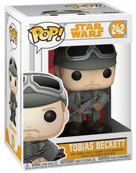 Vinylová figúrka č. 242 Solo: A Star Wars Story - Tobias Beckett