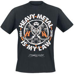 Heavy Metal Is My Law