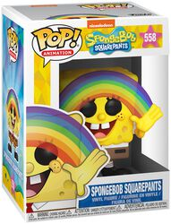 Vinylová figúrka č. 558 SpongeBob Squarepants
