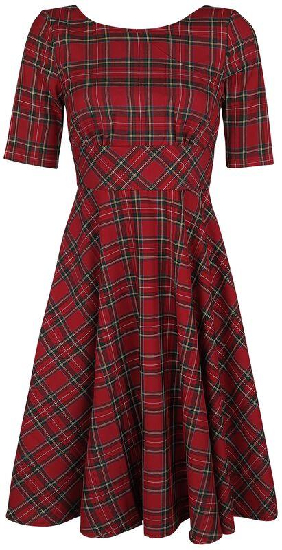 Šaty v štýle 50.rokov Irvine