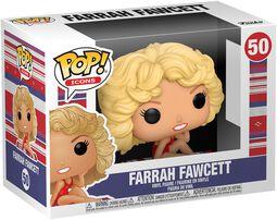 Vinylová figúrka č. 50 Farrah Fawcett