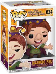 Vinylová figúrka č. 634 Quasimodo (Fool)