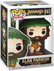 Jumanji Vinylová figúrka č. 843 Alan Parrish