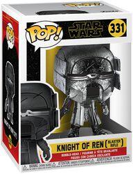Vinylová figúrka č. 331 Episode 9 - The Rise Of Skywalker - Knight Of Ren (Blaster Rifle) (Chrome)