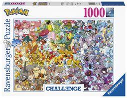Puzzle Pokémon Challenge