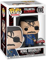 King Bradley (Chase Edition Possible) Vinyl Figure 733