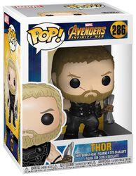 Vinylová figúrka č. 286 Infinity War - Thor