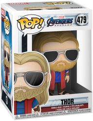 Vinylová figúrka č. 479 Endgame - Thor